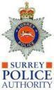 Surrey Police Authority Crest