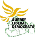 Surrey Libdems Transparent Logo