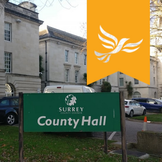 LibDems at County Hall